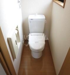 プリムローズ小田桐 202号室のトイレ