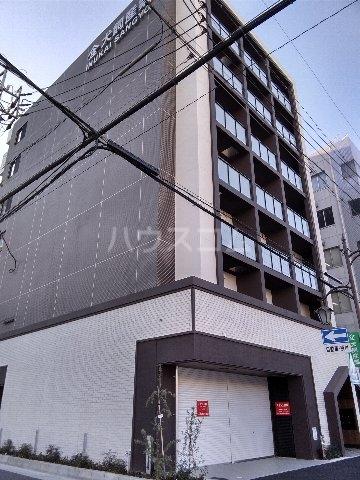 TS Residence Nagoyaの外観