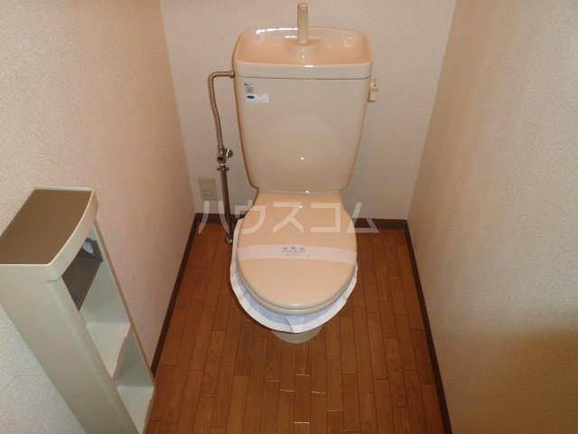 パークコート D201号室のトイレ