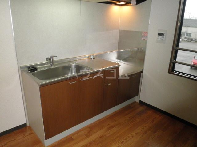 パークコート D201号室のキッチン