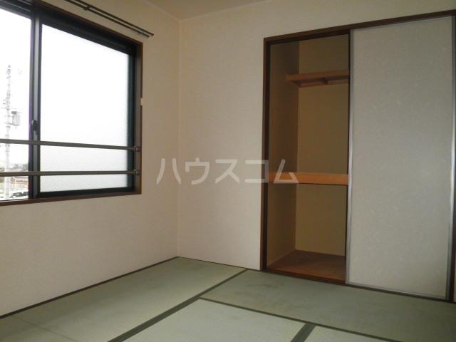 パークコート D201号室の収納