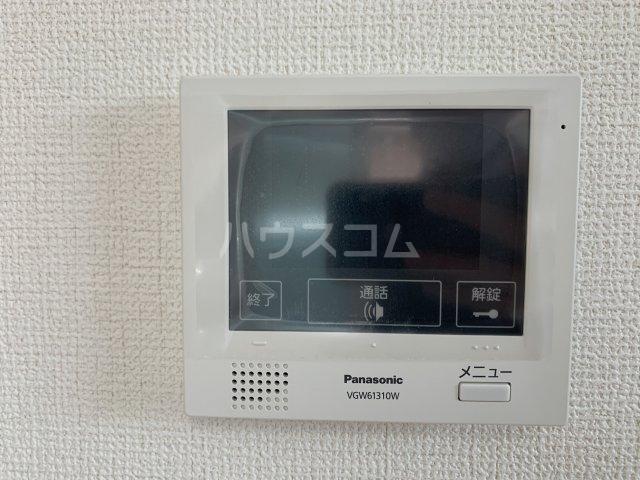 リコルテ sanburaitonesu 302号室のセキュリティ