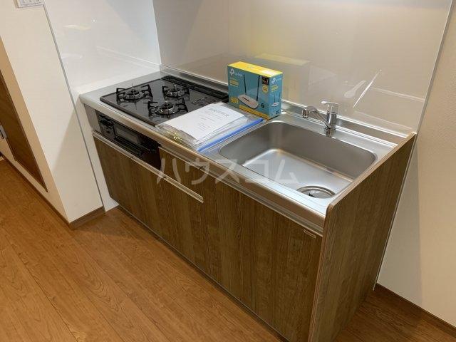 リコルテ sanburaitonesu 305号室のキッチン