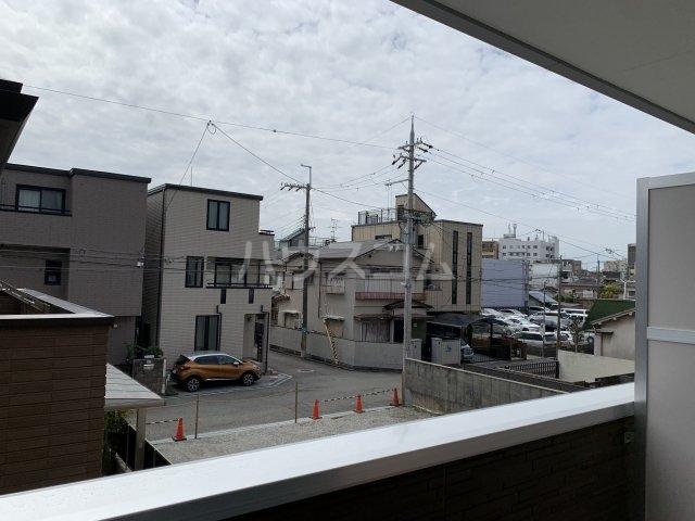 リコルテ sanburaitonesu 307号室の景色