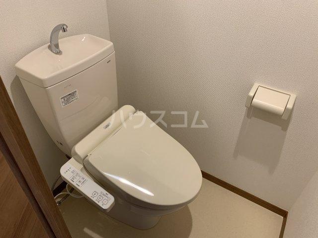 リコルテ sanburaitonesu 307号室のトイレ