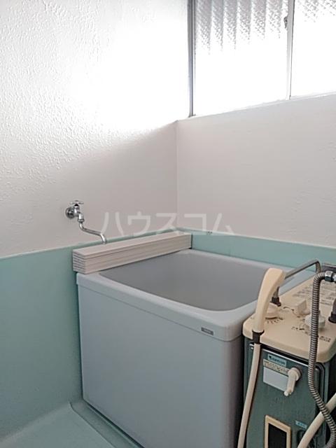 トモエハイツ 101号室の風呂