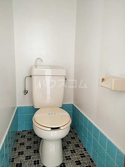 トモエハイツ 101号室のトイレ