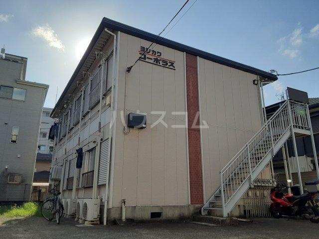 ヨシカワコーポラス 205号室の外観