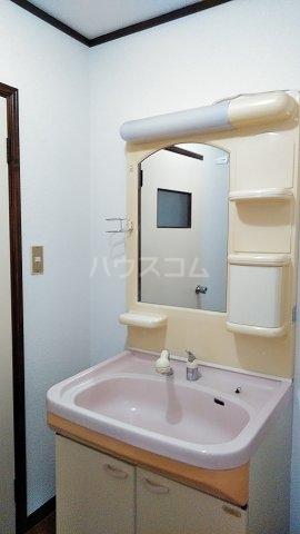 フローラルハウス 102号室の洗面所