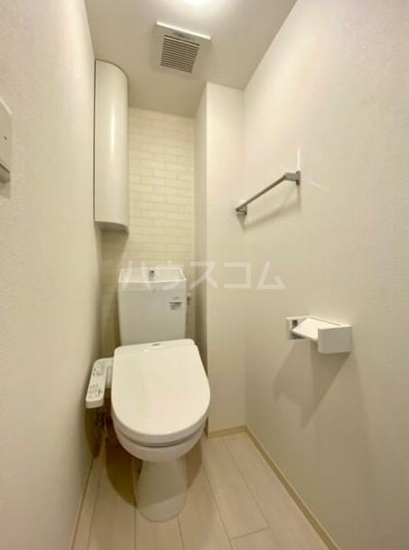 Chou Chou 206号室のトイレ