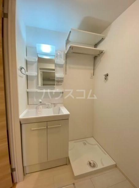 Chou Chou 206号室の洗面所
