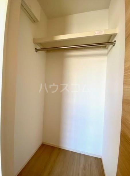 Chou Chou 206号室の収納
