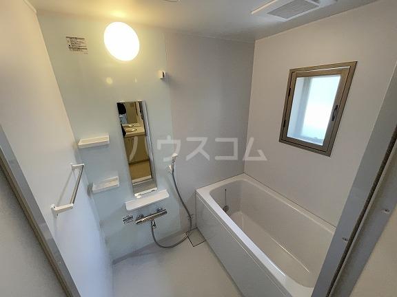 パーク・ノヴァ洗足池 407号室の風呂