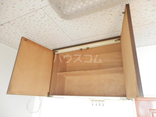井上ハイツ 203号室のキッチン