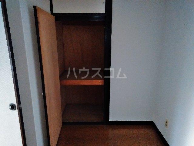 NKハイツ 205号室の収納