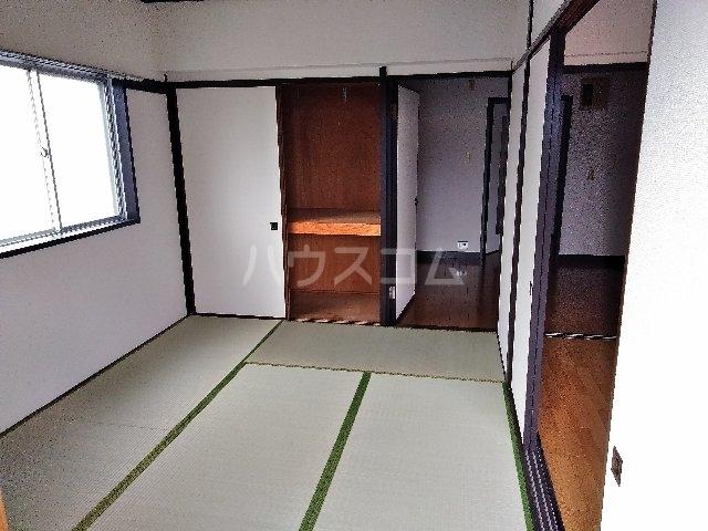 NKハイツ 205号室の居室