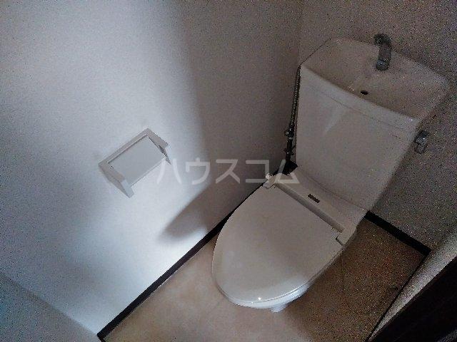 NKハイツ 205号室のトイレ