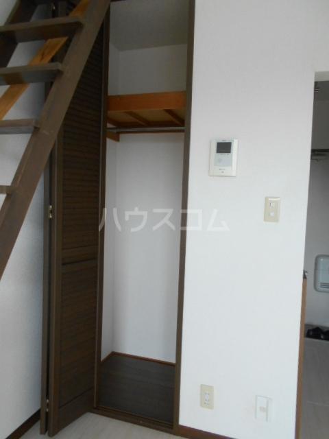池田ハイツA 101号室の収納