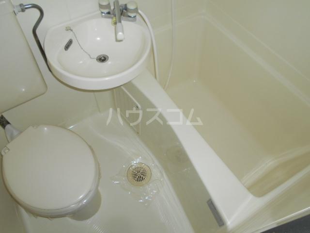 池田ハイツA 101号室の風呂
