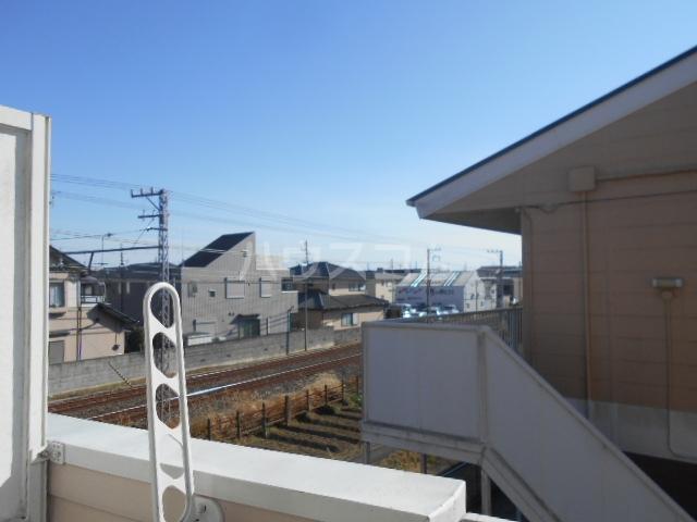 池田ハイツB 112号室の景色