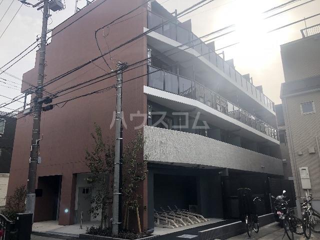 仮称プラチナスクエア東京六郷の外観
