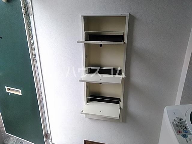 アイシック高崎 201号室の収納