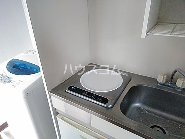 アイシック高崎 201号室のキッチン