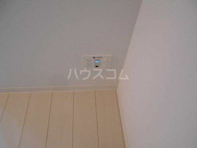ヴェルメリオ本所 0201号室の洗面所