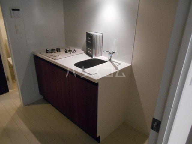 ヴェルメリオ本所 0201号室のキッチン
