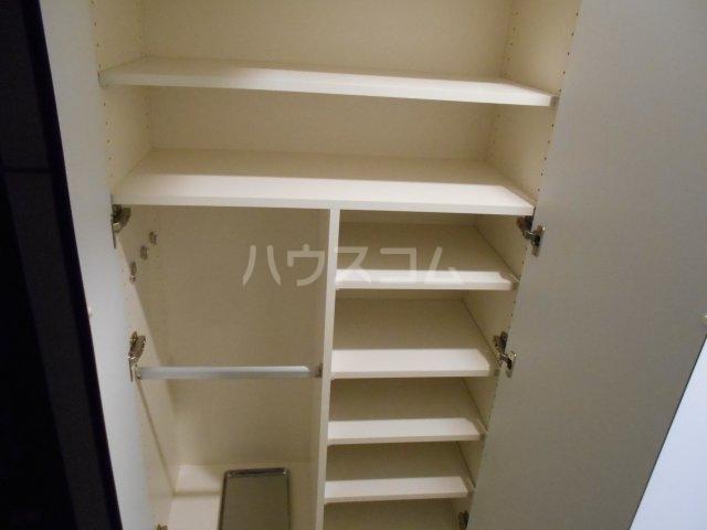 ヴェルメリオ本所 0201号室の収納