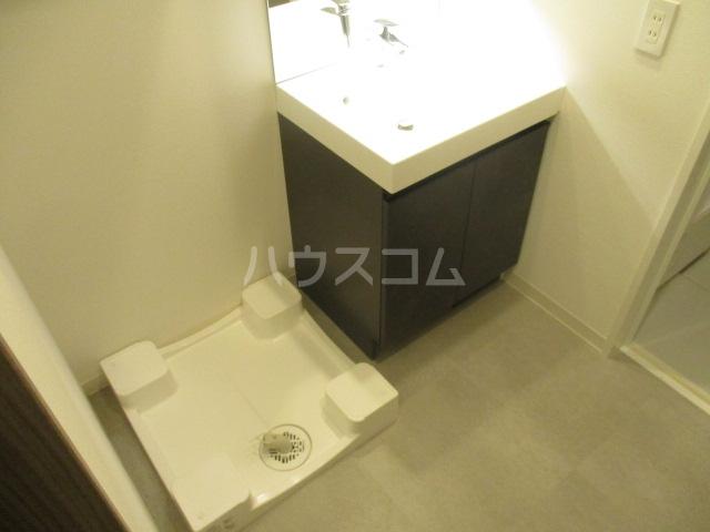 N'sウエスト蒲田 502号室の洗面所