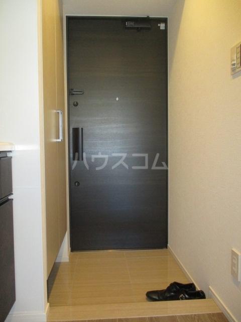 N'sウエスト蒲田 502号室の玄関