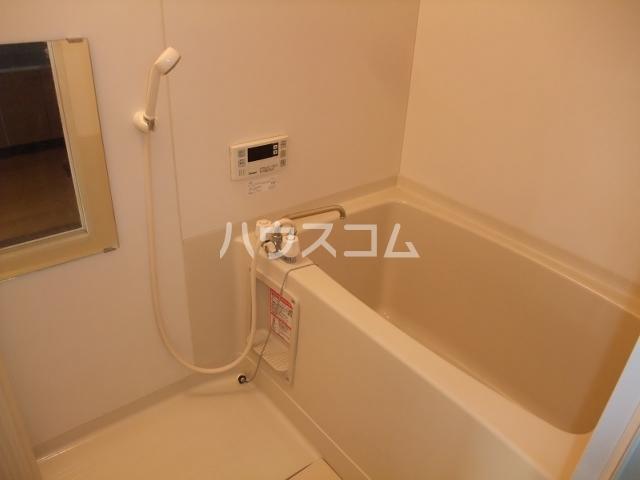 City heightsカーネーションC 201号室の風呂