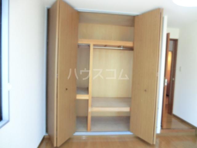 サンテンズガーデン 202号室の収納