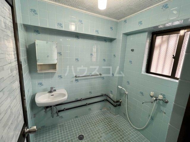 コーポ上 302号室の風呂