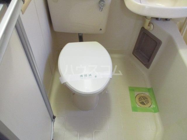 DRホームズ成城 206号室のトイレ