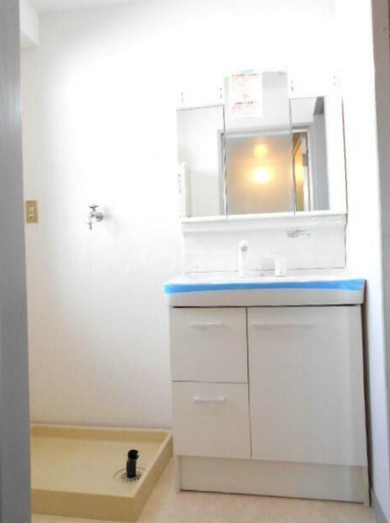 カサデルテ 301号室の洗面所