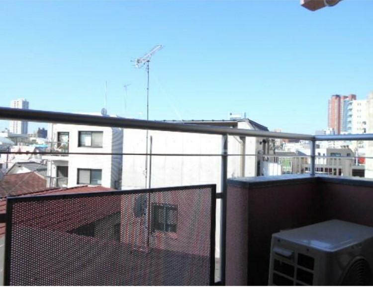 カサデルテ 301号室の景色
