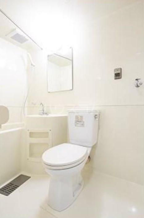 パークグレース新宿 306号室の風呂