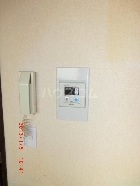 エクセレート府中B棟 201号室のセキュリティ