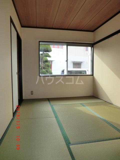 エクセレート府中B棟 201号室の居室