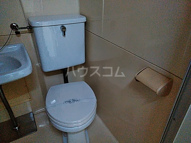 ライブカントリーエイト 406号室のトイレ