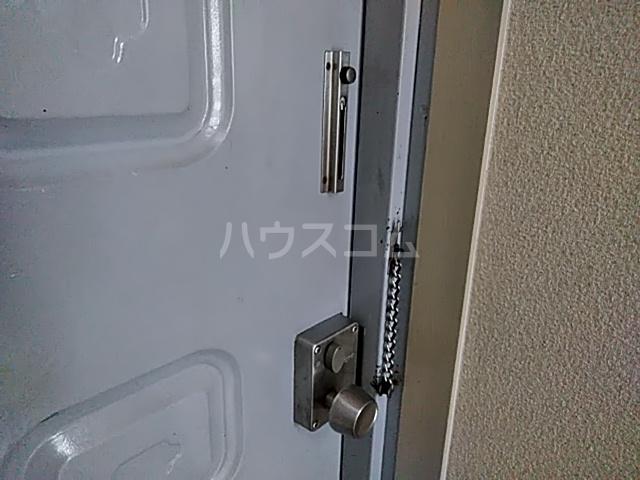 ライブカントリーエイト 406号室のセキュリティ