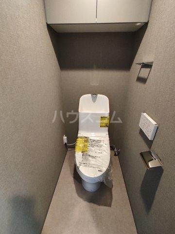 クロスレジデンス蒲田Ⅱ 305号室のトイレ