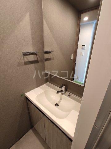 クロスレジデンス蒲田Ⅱ 305号室の洗面所