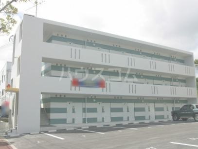 レオパレスグリーンヒル 304号室の外観