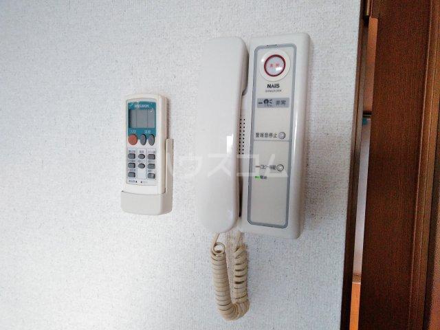 ヴァイタルハウス 205号室のセキュリティ