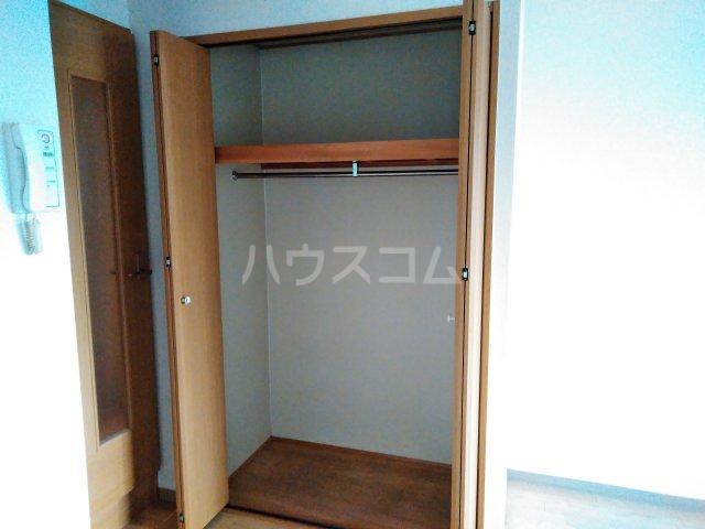 ヴァイタルハウス 205号室の収納