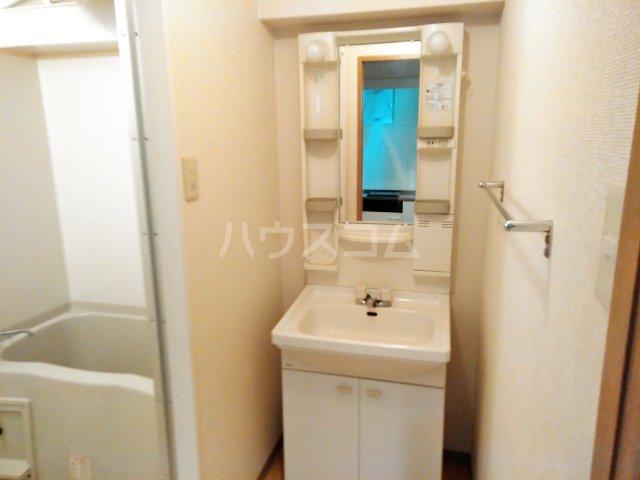 ヴァイタルハウス 205号室の洗面所