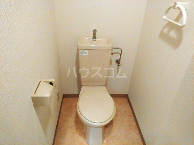 ヴァイタルハウス 205号室のトイレ